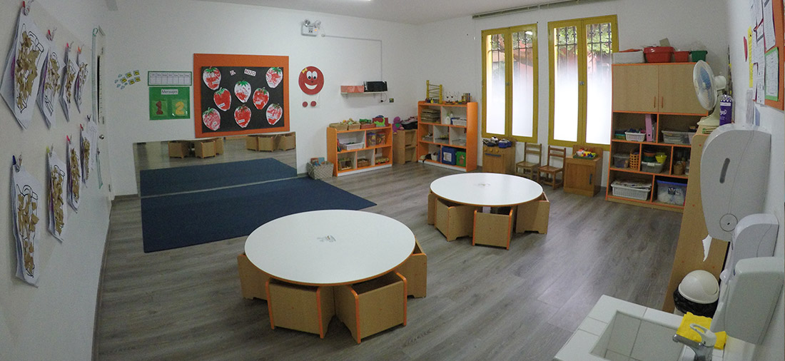salon de clase
